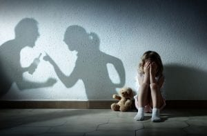 Domestic violence affects entire families